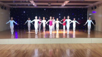 9岁/舞蹈:然儿日常舞蹈练习
