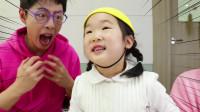 小伶玩具 马树学校之小企鹅啵乐乐画板游戏! 马树奇趣秀