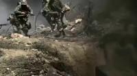 不能错过的战争巨制在如此疯狂的扫射下残肢断臂死伤无数