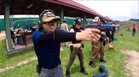 IDPA手枪防卫射击 民间的实用射击运动