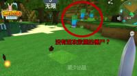 迷你世界:僵尸岛生存还是旅游?就看僵尸有没有攻击欲望了