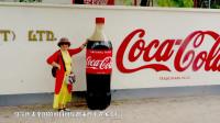参观世界上唯一用海水生产可口可乐的工厂 马尔代夫北马累环礁政府所在地图鲁斯杜岛一游