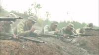 日本鬼子突袭无征兆,八路还在挖战壕,最后居然反败为胜
