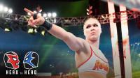 关于对隆达罗西是否会回归WWE擂台的争论 两派观点你支持哪边?