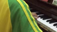 8岁/钢琴:然儿日常钢琴练习