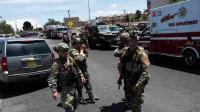 美国德州一沃尔玛枪击案至少20死 特朗普:上帝啊,太糟糕了