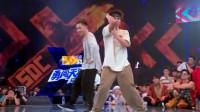 这就是街舞2:总决赛!余衍林和叶音累到没力气也不认输,完美诠释了舞者精神