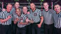 判别比赛输赢 协助情节起伏 保护明星安全 WWE裁判们值得拥有姓名