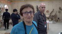 瓷都太出名,在以色列陶艺店,老板看到中国人先问是否来自景德镇