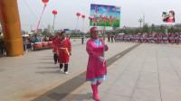 美丽中国门球大赛开幕式入场