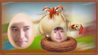【波特】护送鸡蛋模拟器 两只鸡蛋协同配合才能过关