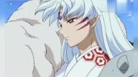 犬夜叉:强大又温柔的杀生丸,对玲的感情,让人羡慕!(1)