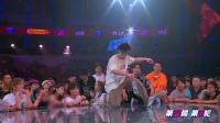 这就是街舞2-总决赛冠军争夺战!叶音VS余衍林,第三局五轮合集。