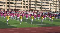 C0025原创绥德名州广场健身操团队【健身舞】展演张海喜摄