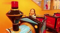 马树奇趣秀 儿童乐园彩色饮料寻寻乐游戏 小伶玩具
