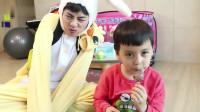 马树奇趣秀 儿童帐篷冰淇淋店过家家游戏  小伶玩具