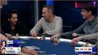 德州扑克:女神浪出新高度,对手拿27在美女面前秀了把操作
