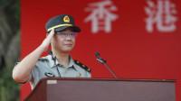 现场!邪恶势力祸乱香港 驻港部队副政委带领上百军人发出空前警告
