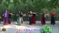 紫竹院广场舞《西海情歌》,跳的投入,看的陶醉!
