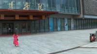 参观安徽博物馆