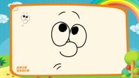漫画人物表情视频教程,如何画哼