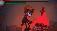 解谜游戏:游戏角色需要回血,如何让他满血复活?