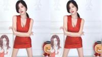 韩国女主播尹素婉热舞 红色精选