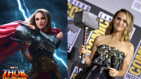 娜塔莉波特曼晋升女雷神!漫威大作《雷神4:爱与雷电》终极前瞻