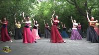 紫竹院广场舞《月亮》,正在学习的一支舞
