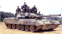 韩军还有俄制T-80坦克? 欠了韩国钱还不起,俄罗斯就拿坦克抵债!