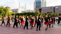 西宁市新宁广场水兵舞(73)月光下的美人