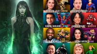 安吉丽娜朱莉领衔!漫威2020年科幻超级英雄作《永恒族》全面前瞻