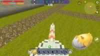 迷你世界:201目前游戏里的两款飞机游戏真好玩
