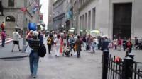 (171)纽约曼哈顿华尔街金融中心