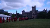(176)加拿大多伦多市貌合与多伦多大学