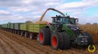 大型农场之现在农业