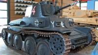 军武次位面:德军上将的坦克被小学生吐槽:用铅笔就能戳穿它!