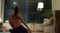 韩国伦理片《寡糖电影》,美女每次回家都要做一遍瑜伽操