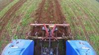 大型农场之农产品收割