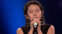 中国好声音:旦增卓嘎《时光谣》,高超唱功尽显少数民族音乐魅力