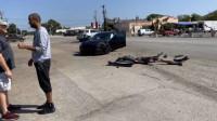 托尼-帕克在圣安东尼奥发生交通事故 帕克没有受伤