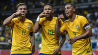 巴西最新名单: 内马尔伤愈回归 暴力鸟奥古继续无缘