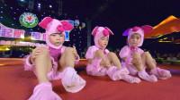 金贝贝2019 02猪猪笑 中大班舞蹈  指导老师:马艳俏