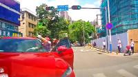 起飞行车,来自汽车的碰撞,中国交通事故合集第200期