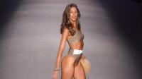 2020迈阿密时装周超模泳装精彩走秀,身材凹凸有致,靓丽迷人