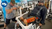 Fouad Abiad - 地狱式的腘绳肌与小腿训练