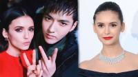 八卦:吸血鬼日记女主与吴亦凡合影 曾合作《极限特工3》