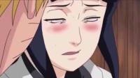 火影忍者:鸣人竟然与雏田的爱情,可能从这就开始了