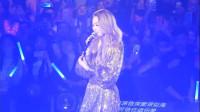 容祖儿台上演唱《谢谢你的爱》,唱至一半刘德华上台,现场沸腾了