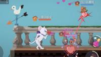 猫和老鼠手游:新版本母猫和母老鼠雪梨同时亲老鼠会发生什么